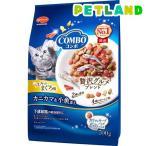 コンボ キャット まぐろ味・カニカマ・小魚添え ( 140g*5袋入 )/ コンボ(COMBO)