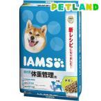 アイムス 成犬用 体重管理用 チキン 小粒 ( 12kg )/ アイムス ( 【iamsd111609】 )