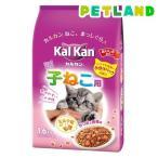 カルカン ドライ 12ヶ月までの子ねこ用 かつおと野菜味 ミルク粒入り ( 1.6kg )/ カルカン(kal kan)