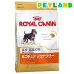 ロイヤルカナン ブリードヘルスニュートリション ミニチュアシュナウザー成犬用 ( 500g )/ ロイヤルカナン(ROYAL CANIN) ( ドッグフード ドライ )