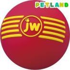 JWペットカンパニー アイスクィークボール M レッド ( 1コ入 )/ JWペットカンパニー ( 犬 おもちゃ )