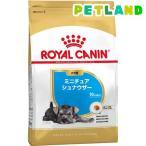 ロイヤルカナン ブリードヘルスニュートリション ミニチュアシュナウザー 子犬用 ( 1.5kg )/ ロイヤルカナン(ROYAL CANIN)