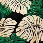 【送料無料】ウッドスカルプチャーアート 「モンステラ/BK&GR」  御祝 結婚祝い 記念品 贈答品 開店祝い 新築祝い 贈り物 イ..