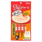 【いなば】CIAO ちゅ〜る とりささみ 猫 おやつ 14g×4本