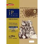 Yahoo!ペットショップ ジパングJPスタイルゴールド オリジナル 10kg 犬 ドッグフード ドライフード 成犬用 国産 【日清ペットフード】
