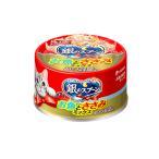銀のスプーン 缶お魚とささみミックスかつお節入り70g