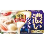 エスビー食品 濃いシチュー クリーム 168g