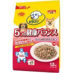 日本ペット ビタワン5つの健康バランス ビーフ味・野菜入り 小粒 1.2kg