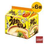 ハウス食品 うまかっちゃん 5食×6個