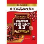 特濃ミルク8.2 あずきみるく 93g UHA味覚糖 血圧が高めの方に 機能性表示食品