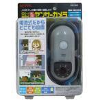 防犯カメラ 録画カメラ 録画防犯 防犯 簡単設置 カメラ リーベックス マイクロSD録画式 センサーカメラライトSD1000