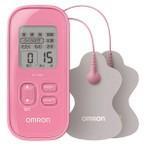 在庫あり 14時注文 入金確認で 即納  HVLLPAD OMRON 低周波治療器 HVF-021 PK ピンク