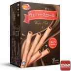 ウェハースロール チョコ 90g ロールウエハース お菓子 スティック ウエハース 洋菓子 焼き菓子