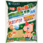 アース 猫砂楽園 森の香 ダブルW(7L)