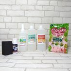 ショッピングお買い得 鏡磨き・浴槽染み(ゴム手袋付き)500mlのお買い得セット バスタブ、浴槽、ユニッバスのお掃除セット