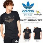 ショッピング半袖 半袖Tシャツ adidas Originals アディダス オリジナルス メンズ HACT MET SHMOO TEE マークゴンザレス コラボ ロゴ プリントTシャツ 2017冬新作