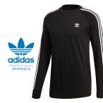 30%OFF 3本ライン 長袖 Tシャツ adidas ORIGINALS アディダス オリジナルス メンズ 3 STRIPES LS TEE ロンT ロゴ シャツ 2019秋新色 FKA11