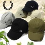 フレッドペリー ロゴキャップ FRED PERRY メンズ レディース PIQUE CLASSIC CAP 鹿の子 綿100% 帽子 HW1650 2021春夏新作