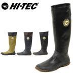 レインブーツ ハイテック HI-TEC レディース メンズ ラバーブーツ KAGEROW カゲロウ ロングブーツ 長靴 パッカブル 折りたたみ ブーツ シューズ 靴 得割20