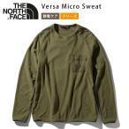 フリース トレーナー THE NORTH FACE ザ・ノースフェイス Versa Micro Sweat バーサマイクロスウェット メンズ ニュートープ nl22061