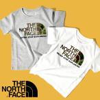 ゆうパケット対応可能!ザ・ノースフェイス 半袖Tシャツ キッズ THE NORTH FACE 子供 カモロゴ ティー 2021春夏新作 ntj82023