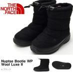 ヌプシ ブーツ ザ・ノースフェイス THE NORTH FACE Nuptse Bootie WP Wool Luxe II メンズ レディースブーツ スノー シューズ 靴 2016秋冬新作 ウール素材