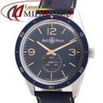 ベル&ロス Bell&Ross ヴィンテージ BR123 アエロナバル BRV123-BLU-ST メンズ /35054 【中古】 腕時計