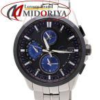 カシオ CASIO OCEANUS オシアナス マンタ 10周年限定モデル メンズ OCW-S3001C-1AJF ソーラー電波 /35064 【中古】 腕時計