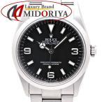 ロレックス ROLEX エクスプローラー1 114270 V番 SS メンズ /35497 【中古】 腕時計