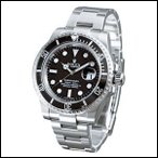 ROLEX ロレックス サブマリーナ デイト ブラック 自動巻き メンズ 腕時計 116610LN
