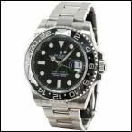 ROLEX ロレックス GMTマスターII ブラック 自動巻き メンズ 腕時計 116710LN
