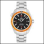 OMEGA オメガ シーマスター プラネットオーシャン コーアクシャル 自動巻き 時計 クロノメーター メンズ 腕時計 2209.50