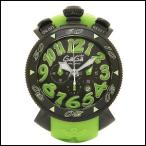 GaGa Milano ガガ ミラノ クロノグラフ 48MM クオーツ 時計 メンズ 腕時計 6054.2