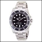 114060 ROLEX ロレックス メンズ腕時計 SUB MARINER サブマリーナ ノンデイト ブラック