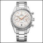 オメガ スピードマスター 57 クロノグラフ 自動巻き 時計 メンズ 腕時計  331.10.42.51.02.002
