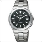 ATD53-2841 CITIZEN シチズン ATTESA アテッサ メンズ腕時計 ソーラー 電波時計 エコドライブ スタンダード 国内正規品