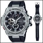 カシオ Gショック Gスティール  ブルートゥース ソーラ− 時計 メンズ 腕時計  GST-B10...