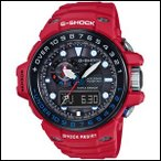 CASIO G-SHOCK GSHOCK GULFMASTER RESCUE RED 国内正規品