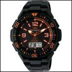 シチズン  Q&Q  ソーラー 電波 時計 メンズ 腕時計  MD06-315