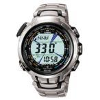 カシオ PROTREK プロトレック MANASLU マナスル メンズ腕時計 ソーラー電波時計 pt-004 PRX-2000T-7JF