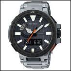 カシオ プロトレック マナスル ソーラー 電波 時計 メンズ 腕時計 PRX-8000T-7AJF