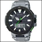 カシオ プロトレック PRO TREK メンズ腕時計 ソーラー 電波時計 マナスル 世界6局 マルチバンド6 トリプルセンサー PRX-8000T-7BJF