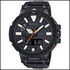 カシオ PRO TREK プロトレック メンズ腕時計 ソーラー 電波時計 MANASLU マナスル 世界6局 マルチバンド6 トリプルセンサー PRX-8000YT-1JF