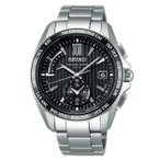 SAGA145 SEIKO セイコー BRIGHTZ ブライツ メンズ腕時計 ソーラー 電波時計 ワールドタイム スーパークリアコーティング チタン 国内正規品