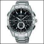 セイコー ブライツ フライトエキスパート  ソーラー 電波 時計 メンズ 腕時計  SAGA193