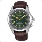 セイコー アルピニスト 自動巻き 時計 メンズ 腕時計  SARB017