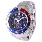 セイコー ダイバーズ ソーラー クロノグラフ 時計 メンズ 腕時計  SSC019P1