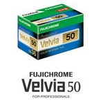FUJI FILM VELVIA50 リバーサルフィルム 135-36