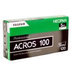 ネオパン 100 ACROS [120 12枚撮 5本パック]
