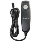 「RS001」キャノン(Canon) RS-60E3 リモートスイッチ リモコンスイッチ (レリーズケーブル式)互換品